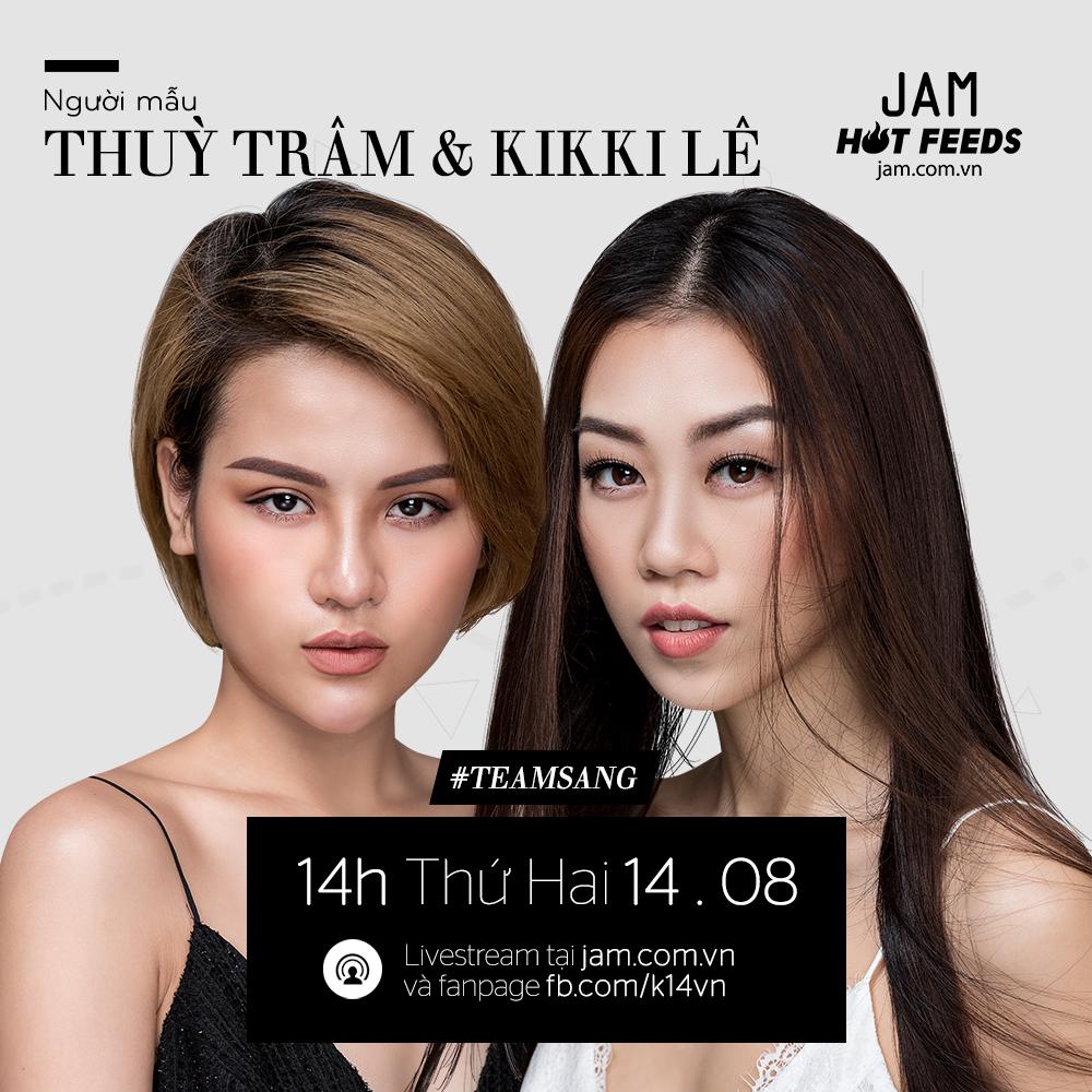 Next Top Model: Thùy Dương được khen tới tấp, Cao Thiên Trang bị chê nói quá nhiều! - Ảnh 13.