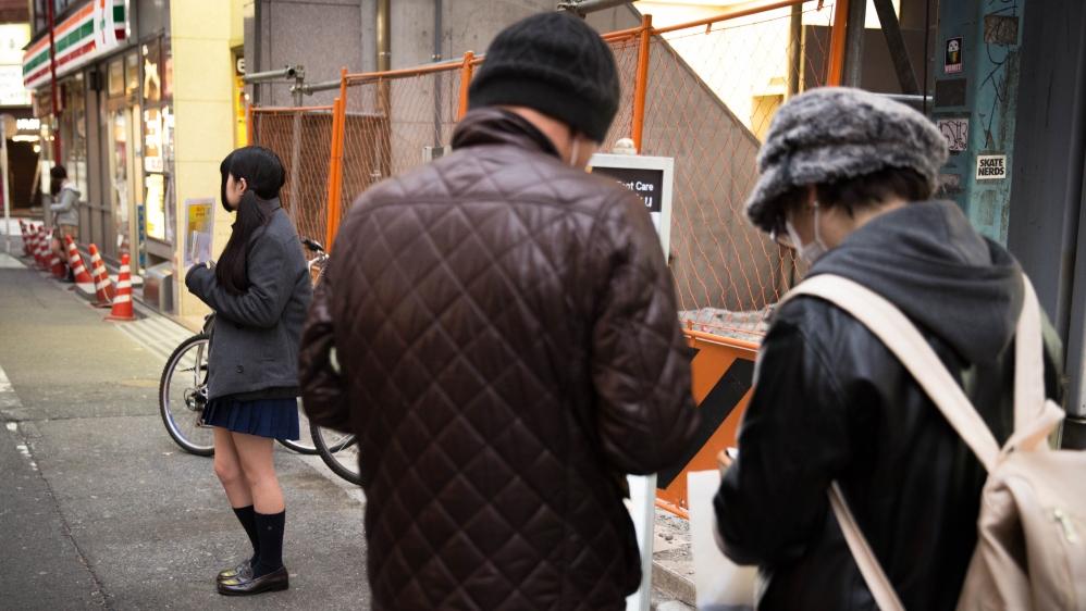 Nạn quấy rối tình dục nữ sinh nơi công cộng ở Nhật Bản (Phần 1) - Ảnh 4.
