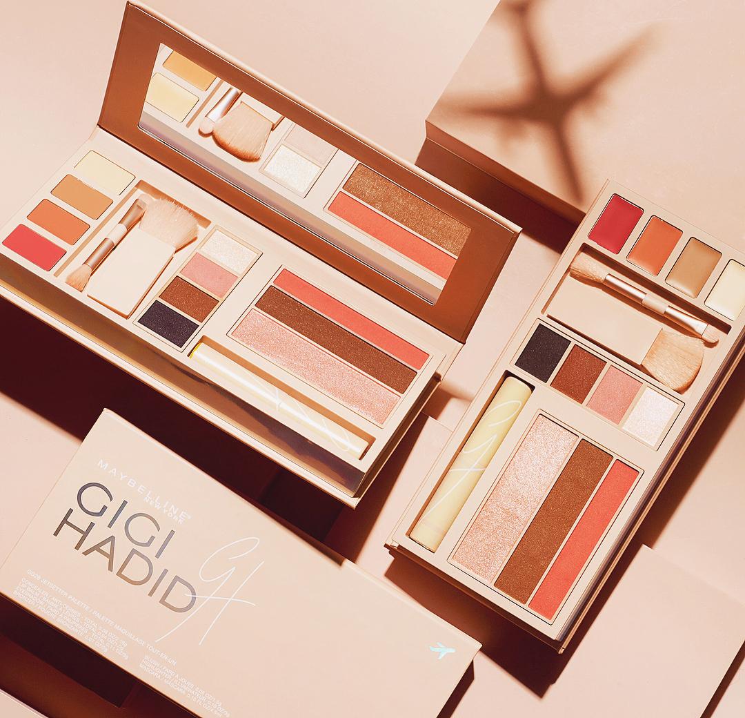 Gigi Hadid ra mắt BST mỹ phẩm hàng khủng đầy đủ từ son lì đến phấn mắt, mascara... - Ảnh 2.