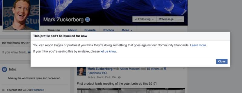 Sau tất cả, chúng ta sắp có thể block Facebook của Mark Zuckerberg - Ảnh 1.