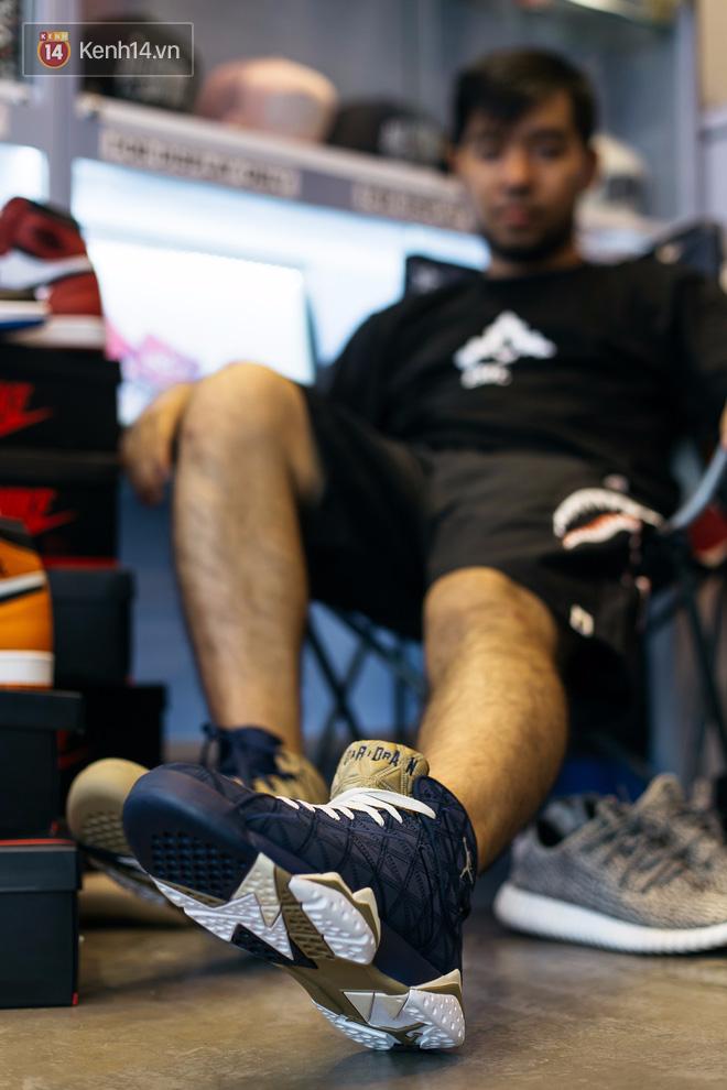 Gặp Luyện Nguyễn, đầu giày dành cả 1 thập kỷ để sống chết vì Jordan - Ảnh 11.