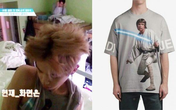 Chỉ mới là thực tập sinh nhưng Justin (Produce 101) đã mặc toàn đồ hiệu sang chảnh - Ảnh 3.