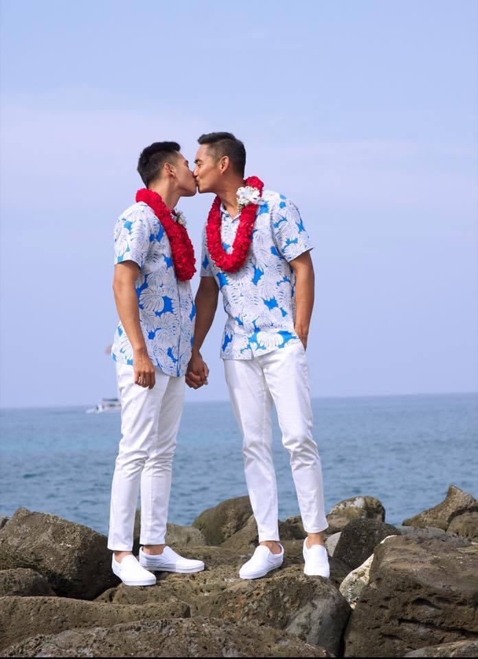 Hồ Vĩnh Khoa tổ chức đám cưới đồng tính với bạn trai tại Mỹ - Ảnh 1.