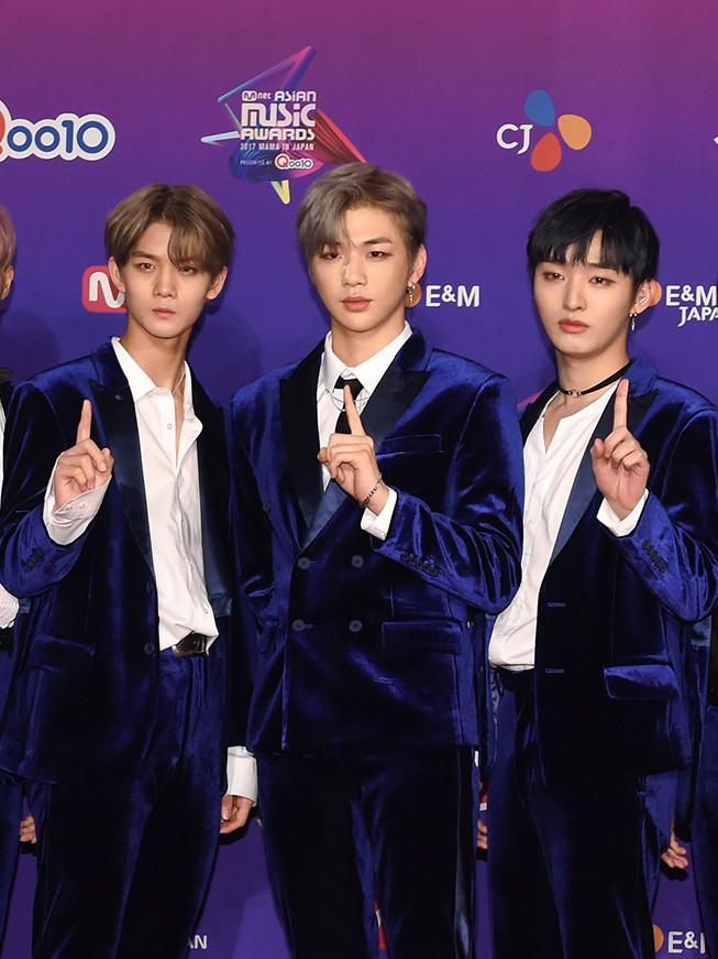 Thảm đỏ MAMA Nhật: Park Bo Gum và dàn mỹ nam Wanna One, EXO chiếm trọn sự chú ý, Kim So Hyun đọ sắc TWICE - Ảnh 10.