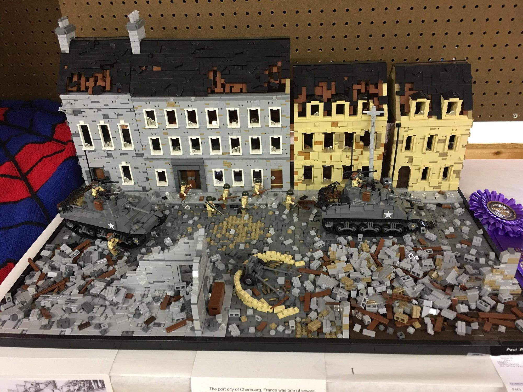 Ngắm 15 công trình LEGO tỉ mỉ khiến cả người không chơi cũng mê tít - Ảnh 11.