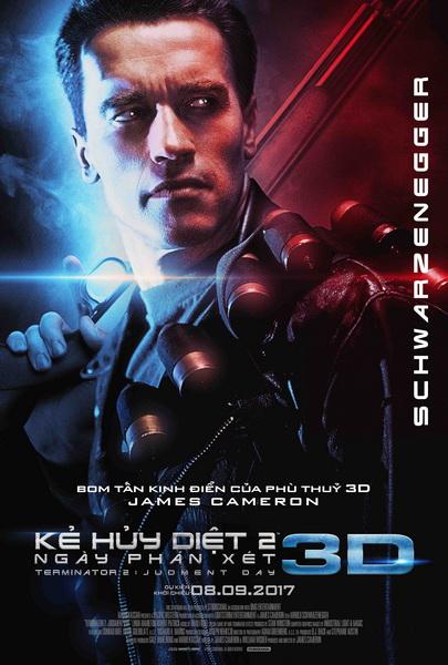 Siêu phẩm Kẻ Hủy Diệt 2: Ngày Phán Xét trở lại sau 25 năm với phiên bản 3D hoành tráng - Ảnh 2.