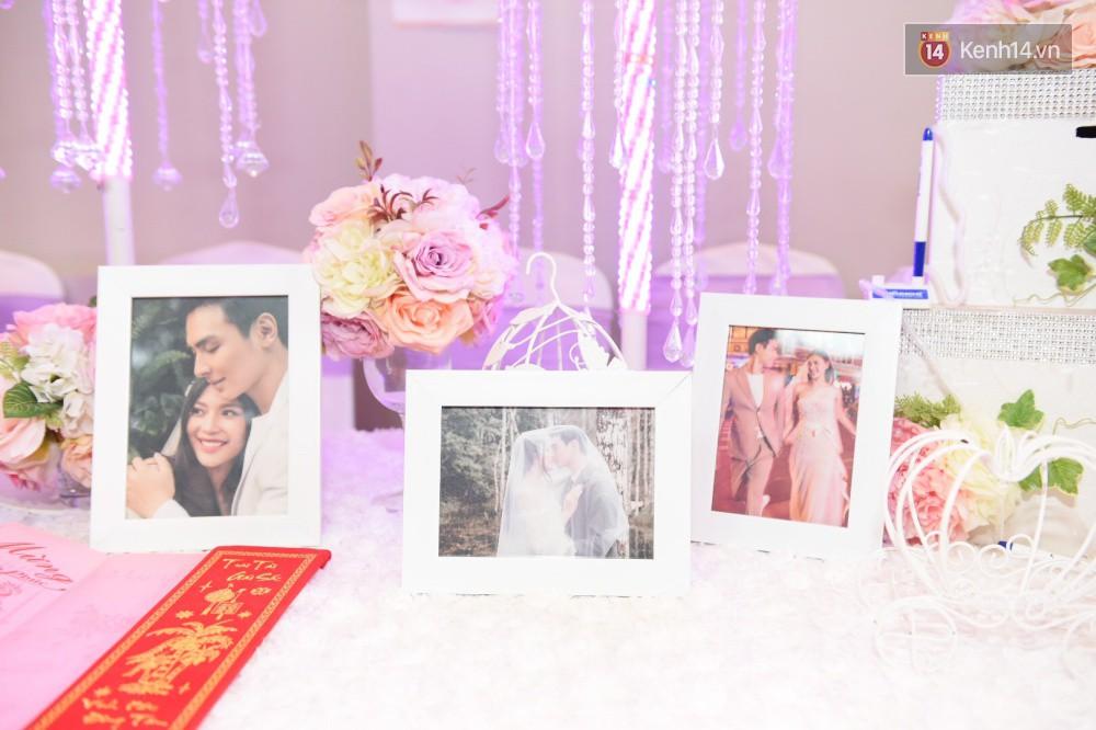 Chúng Huyền Thanh - Jay Quân hôn nhau ngọt ngào trong lễ cưới, chính thức trở thành vợ chồng! - Ảnh 18.
