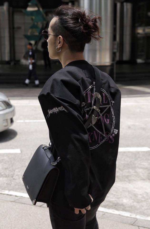 Công phá xong Gucci, Kelbin Lei lại tiếp tục chinh phục Instagram của Vetements - Ảnh 5.