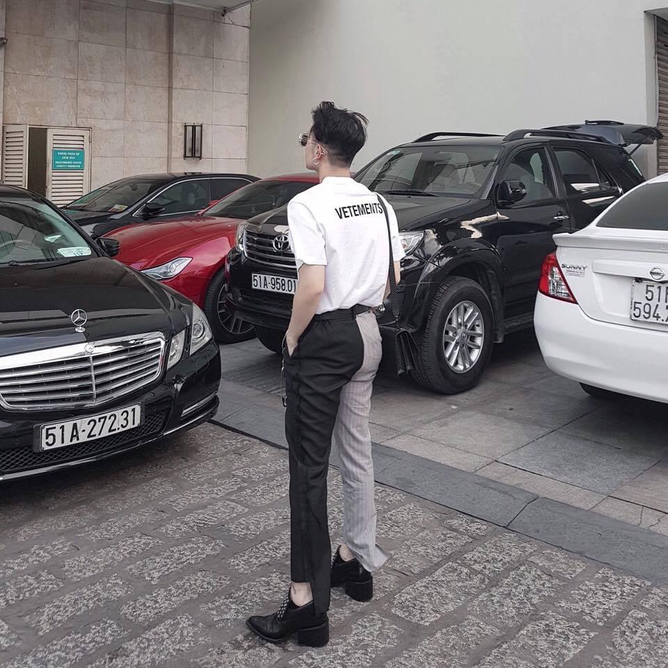 Công phá xong Gucci, Kelbin Lei lại tiếp tục chinh phục Instagram của Vetements - Ảnh 8.