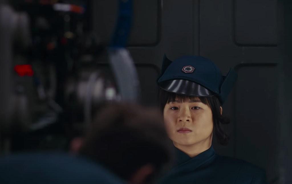 Vai diễn của Ngô Thanh Vân trong Star Wars: The Last Jedi - Bất ngờ và đầy cảm xúc - Ảnh 2.