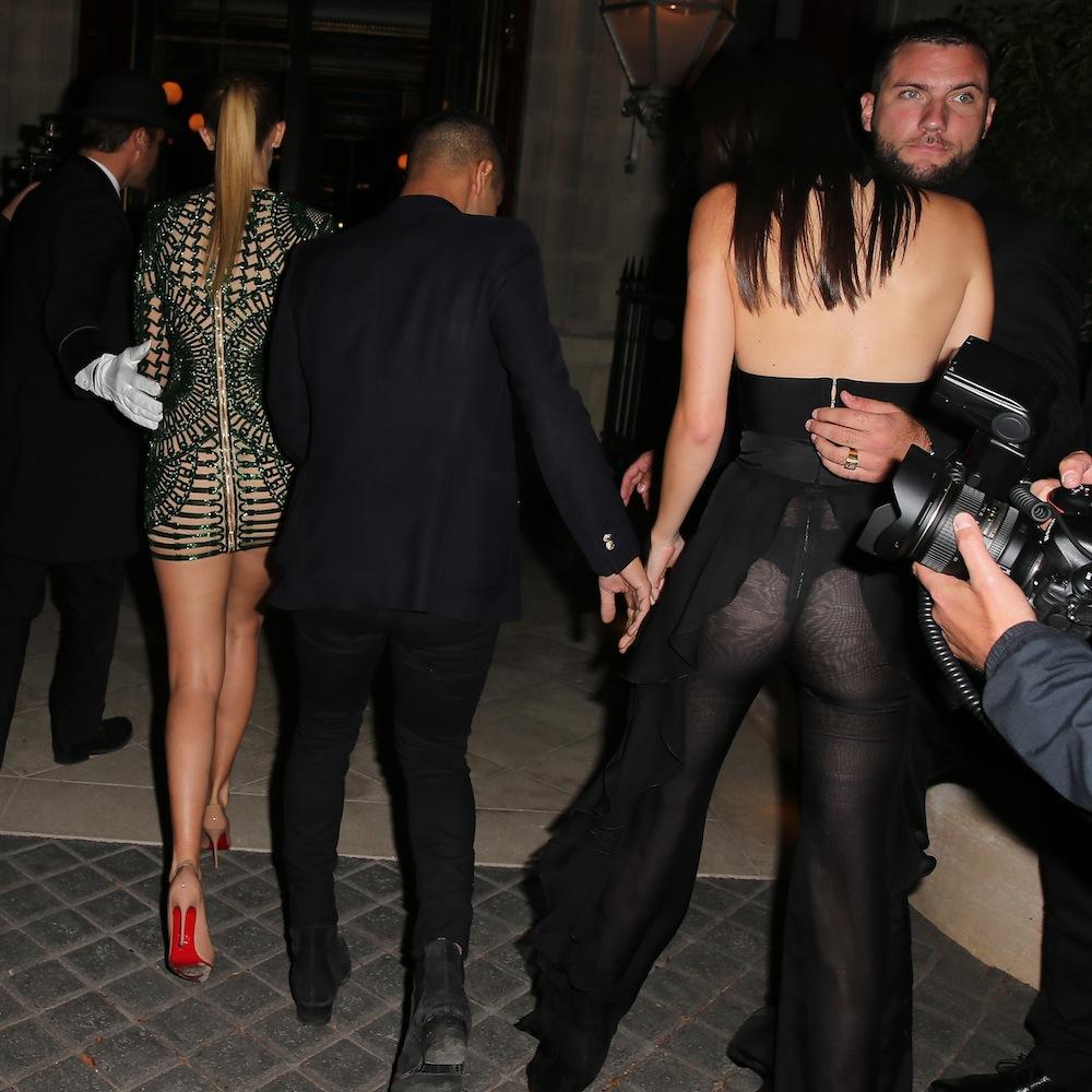 Street style mới của Kendall Jenner sẽ khiến bạn hoang mang về định nghĩa một cái quần - Ảnh 6.