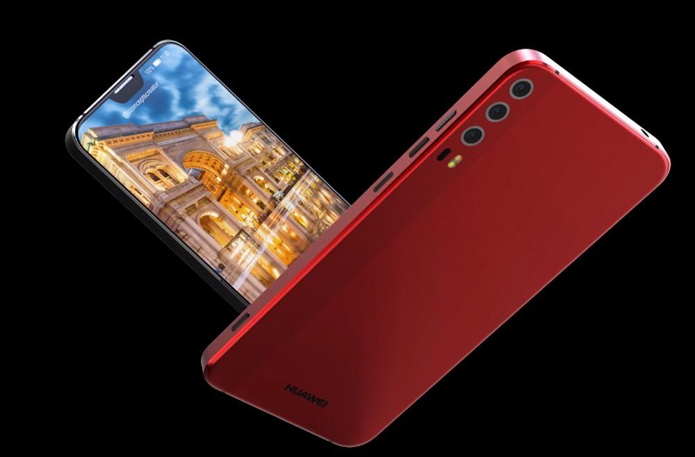 iPhone X cũng phải chào thua chiếc Huawei P11 này: 3 camera và cũng có tai thỏ - Ảnh 1.