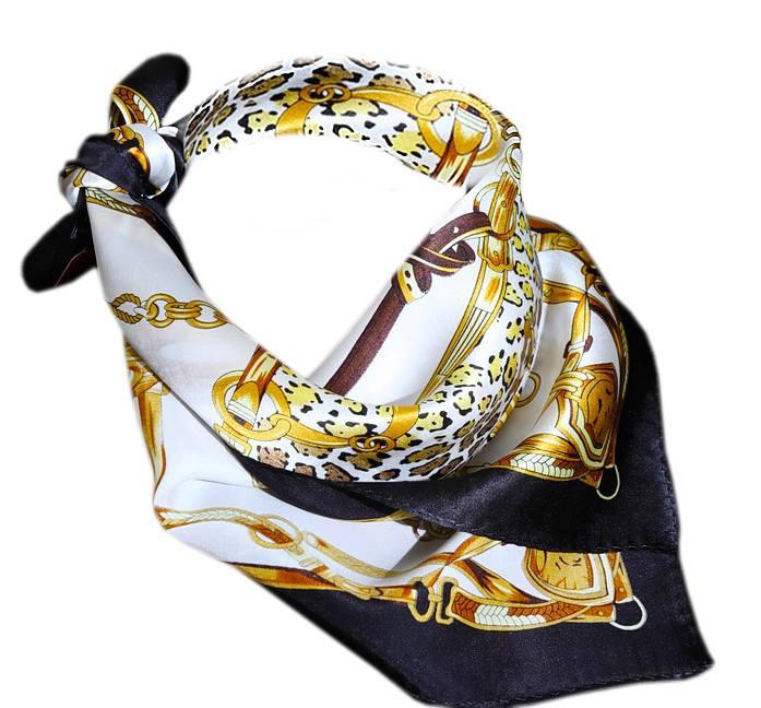 Khăn lụa Khải Silk bán hàng triệu đồng, mẫu tương tự bên Trung Quốc chỉ bằng 1/10 mức giá - Ảnh 8.