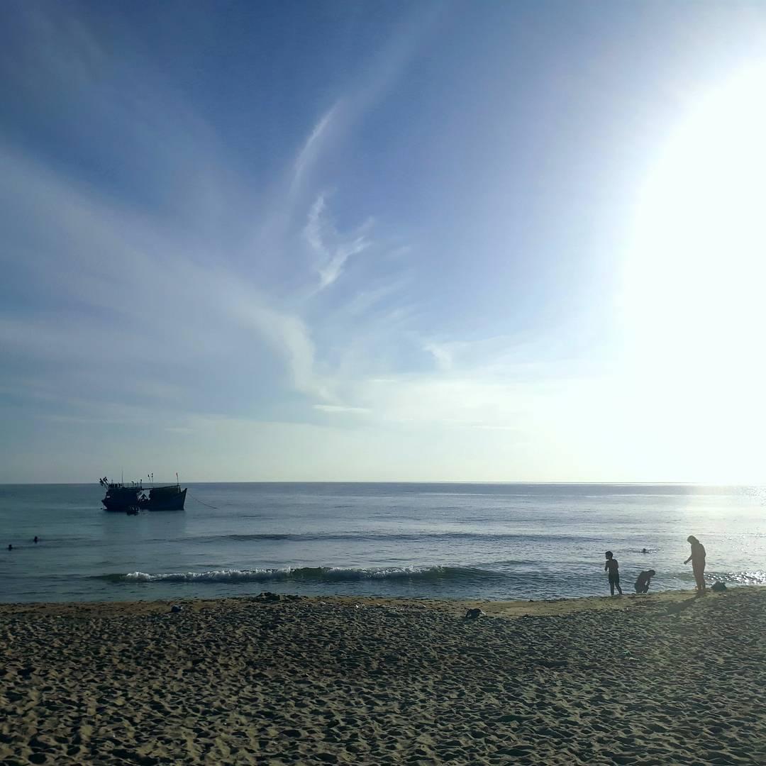 Biển Thuận An Huế