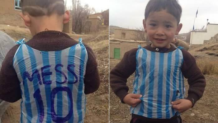 Có một Messi bền bỉ làm từ thiện - Ảnh 3.