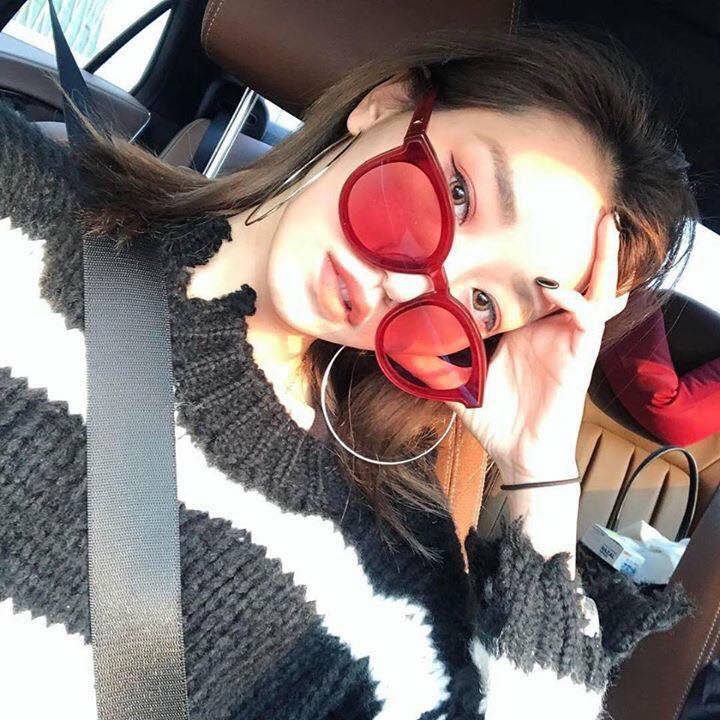 Xu hướng kính râm: Mùa hè này là mùa của những đôi mắt đỏ rực lửa! - Ảnh 15.