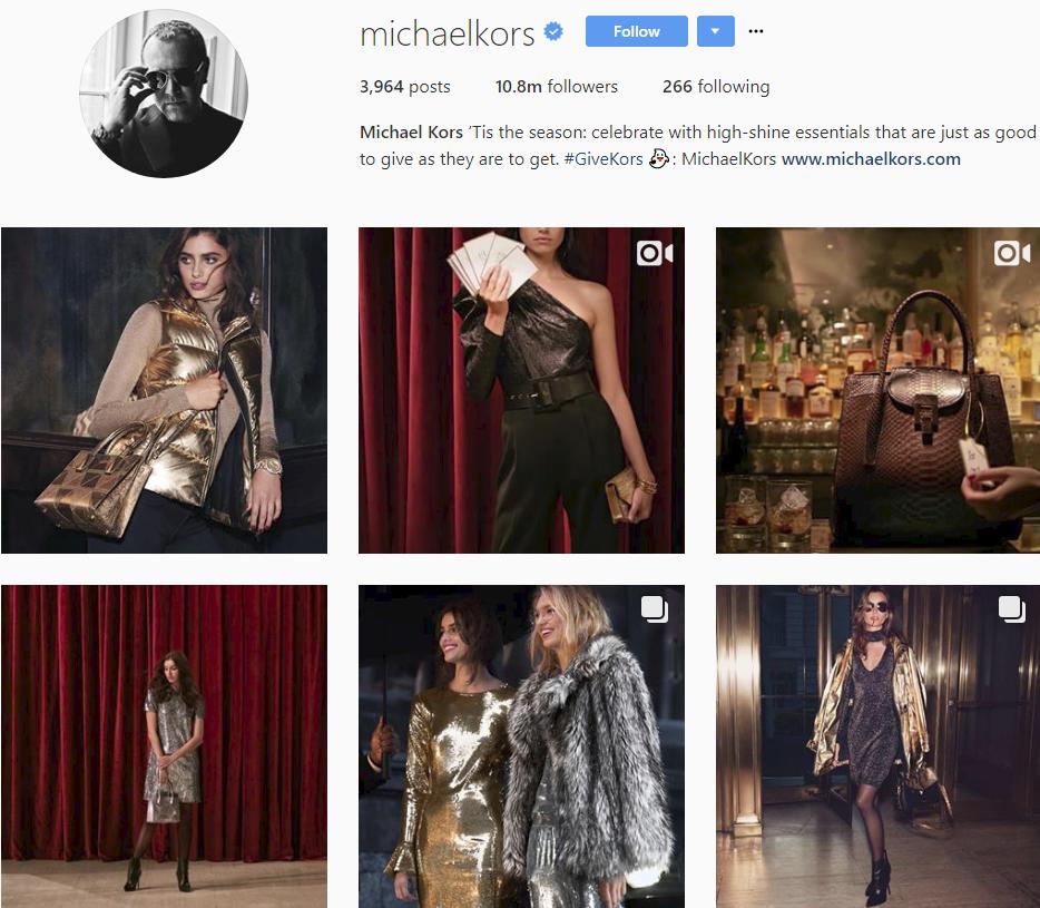 Bảng xếp hạng làng thời trang trên Instagram năm 2017: siêu mẫu Kendall Jenner xưng hậu, nhà mốt Chanel xưng vương - Ảnh 24.