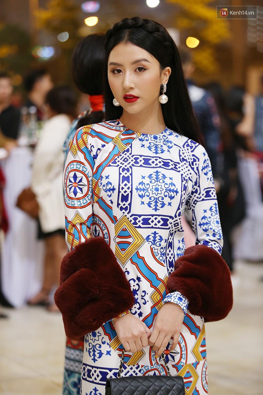 Nhìn ảnh Quỳnh Anh Shyn - Salim - Châu Bùi phải gật gù ngay: Con gái Việt mặc áo dài là đẹp nhất! - Ảnh 2.