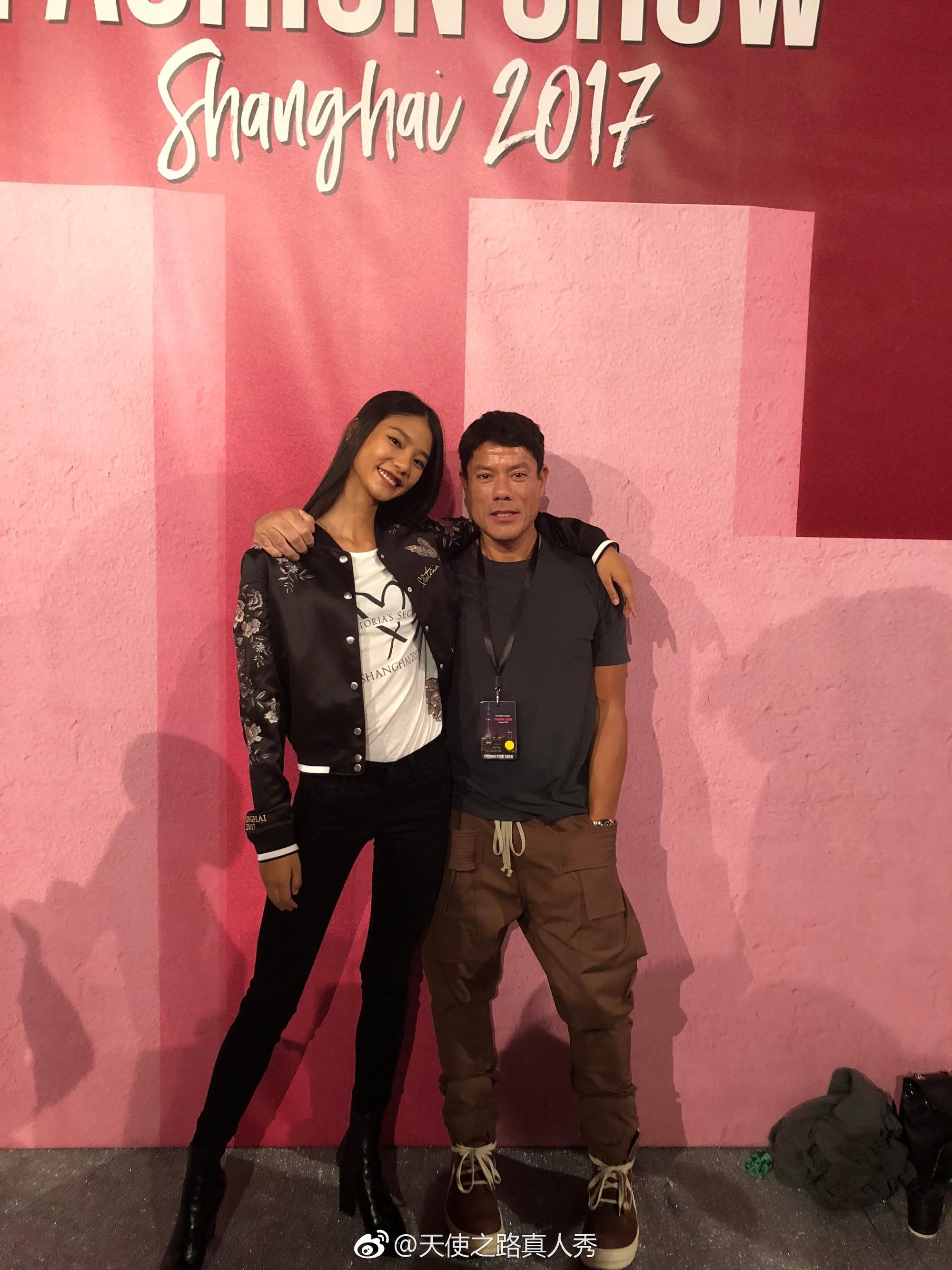 Đây là cô gái Trung Quốc may mắn diễn Victorias Secret với Candice Swanepoel, Liu Wen...! - Ảnh 2.