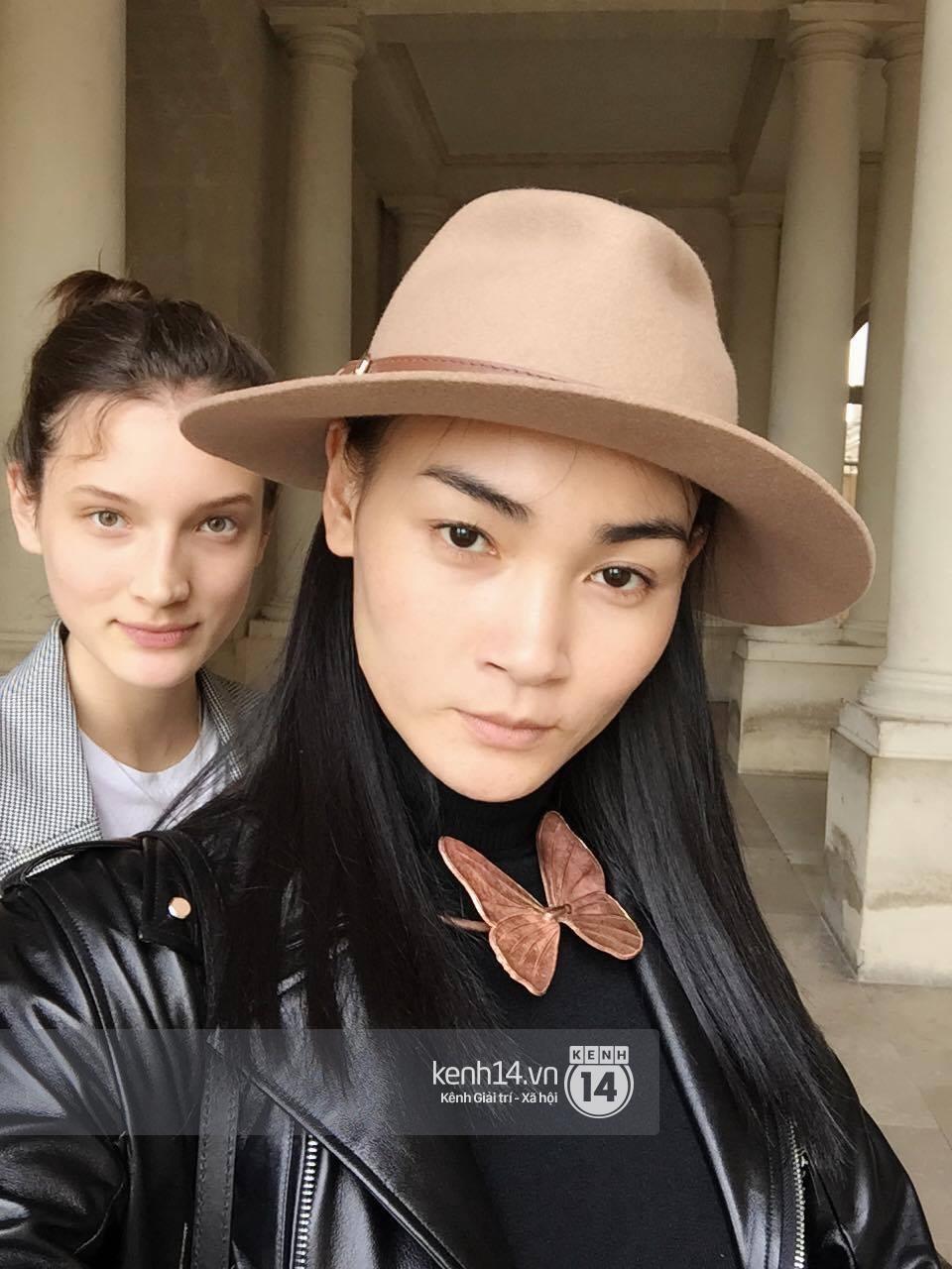 Độc quyền: Sau Louis Vuitton, Thùy Trang tiếp tục trình diễn cho private show của Chanel - Ảnh 7.