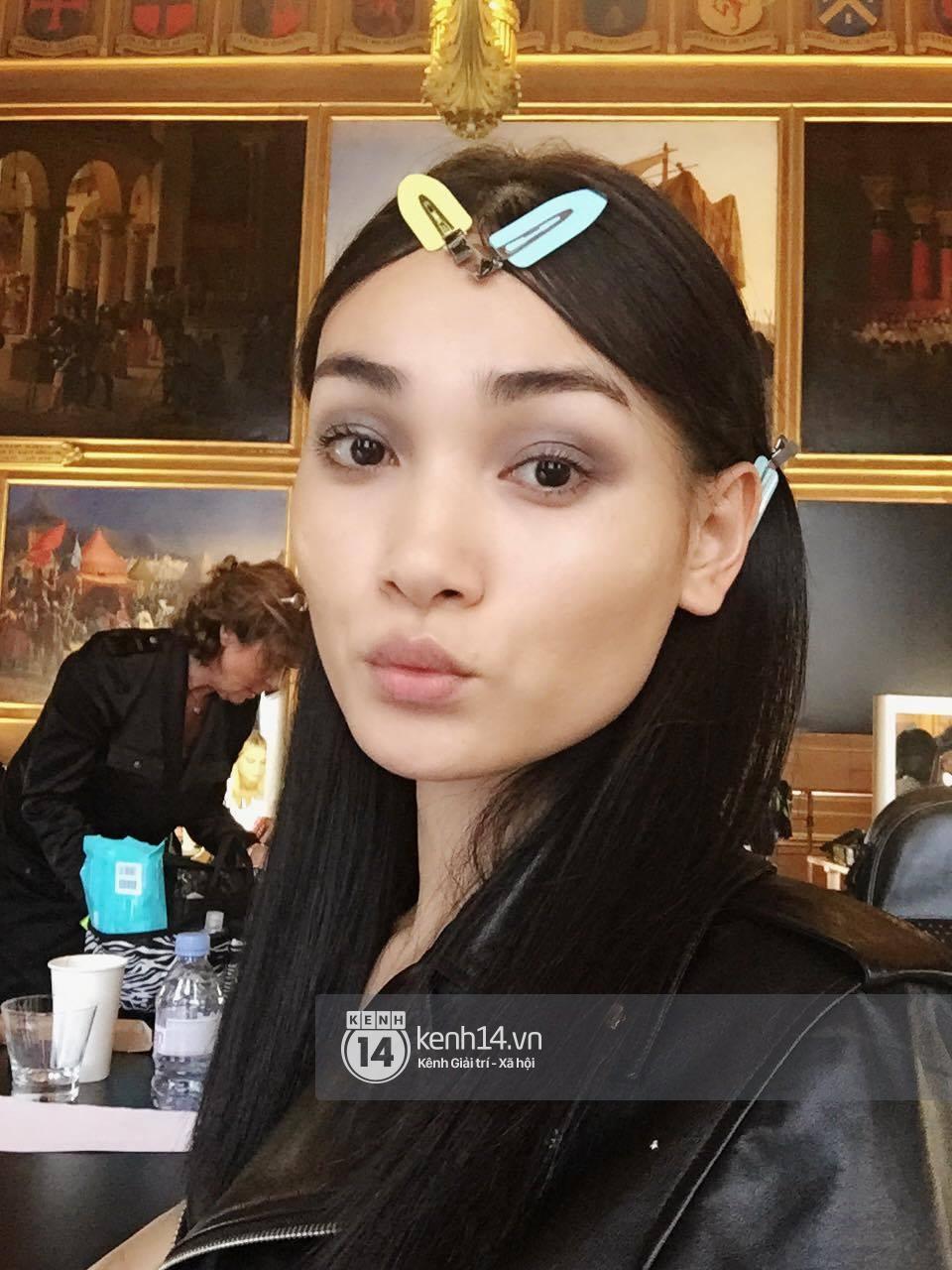 Độc quyền: Sau Louis Vuitton, Thùy Trang tiếp tục trình diễn cho private show của Chanel - Ảnh 8.