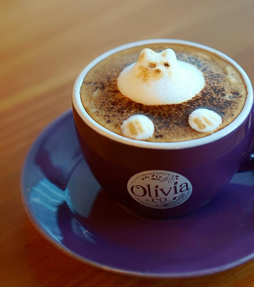 15 tác phẩm tranh vẽ latte khiến hội ghiền cà phê thích mê - Ảnh 13.