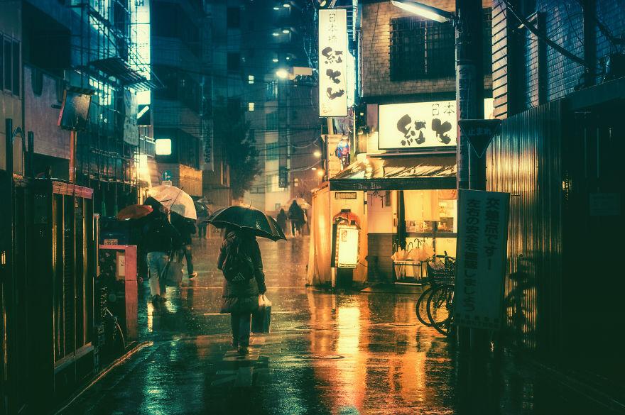 Có một Tokyo lung linh và huyền diệu khi đêm về - Ảnh 17.