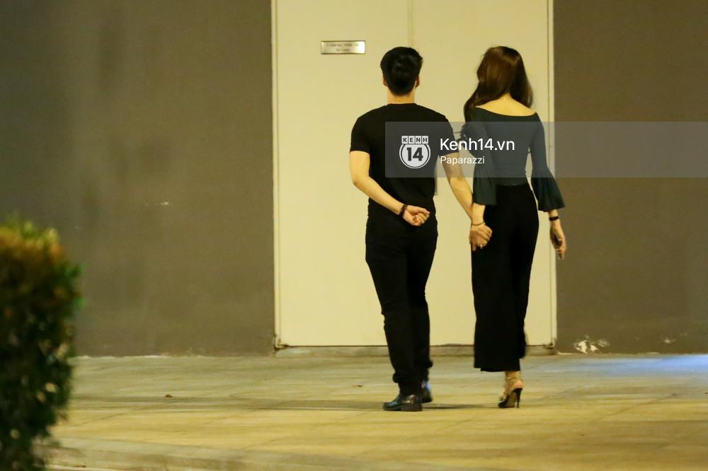 Lâm Vinh Hải - Linh Chi công khai bày tỏ tình cảm chốn đông người, cùng về chung 1 nhà ở quận 7 - Ảnh 7.