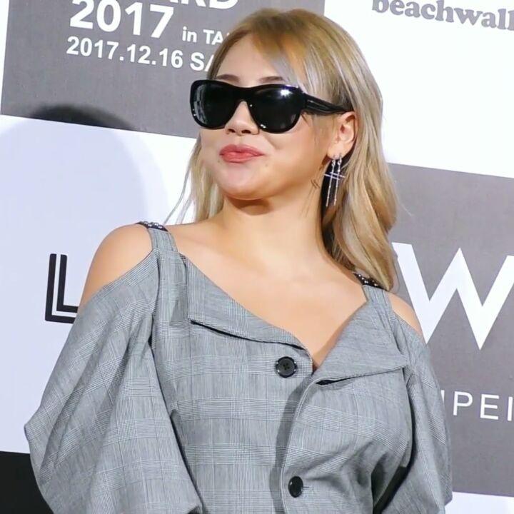 Mang thiết kế Công Trí đến thảm đỏ Asia Fashion Award, Lan Khuê còn nổi bật hơn cả CL - Ảnh 7.