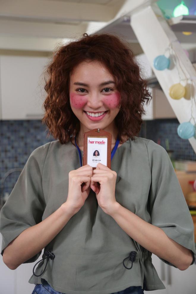 She Was Pretty Việt chưa chiếu mà khán giả đã thực sự quan ngại về gò má hồng làm quá của Lan Ngọc - Ảnh 4.