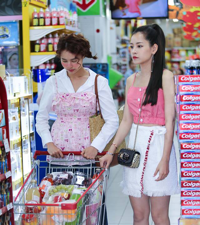 She Was Pretty Việt chưa chiếu mà khán giả đã thực sự quan ngại về gò má hồng làm quá của Lan Ngọc - Ảnh 6.