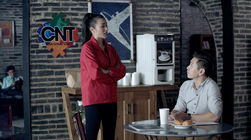 Glee Việt 11: Quyết định cho Hữu Vi một cơ hội nhưng Angela lập tức vỡ mộng khi muốn cùng anh xây tổ ấm - Ảnh 27.