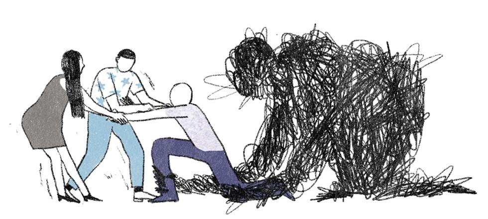 Từ sự cô đơn thời hiện đại, ta đứng cách bệnh trầm cảm chưa đầy một bước chân - Ảnh 15.