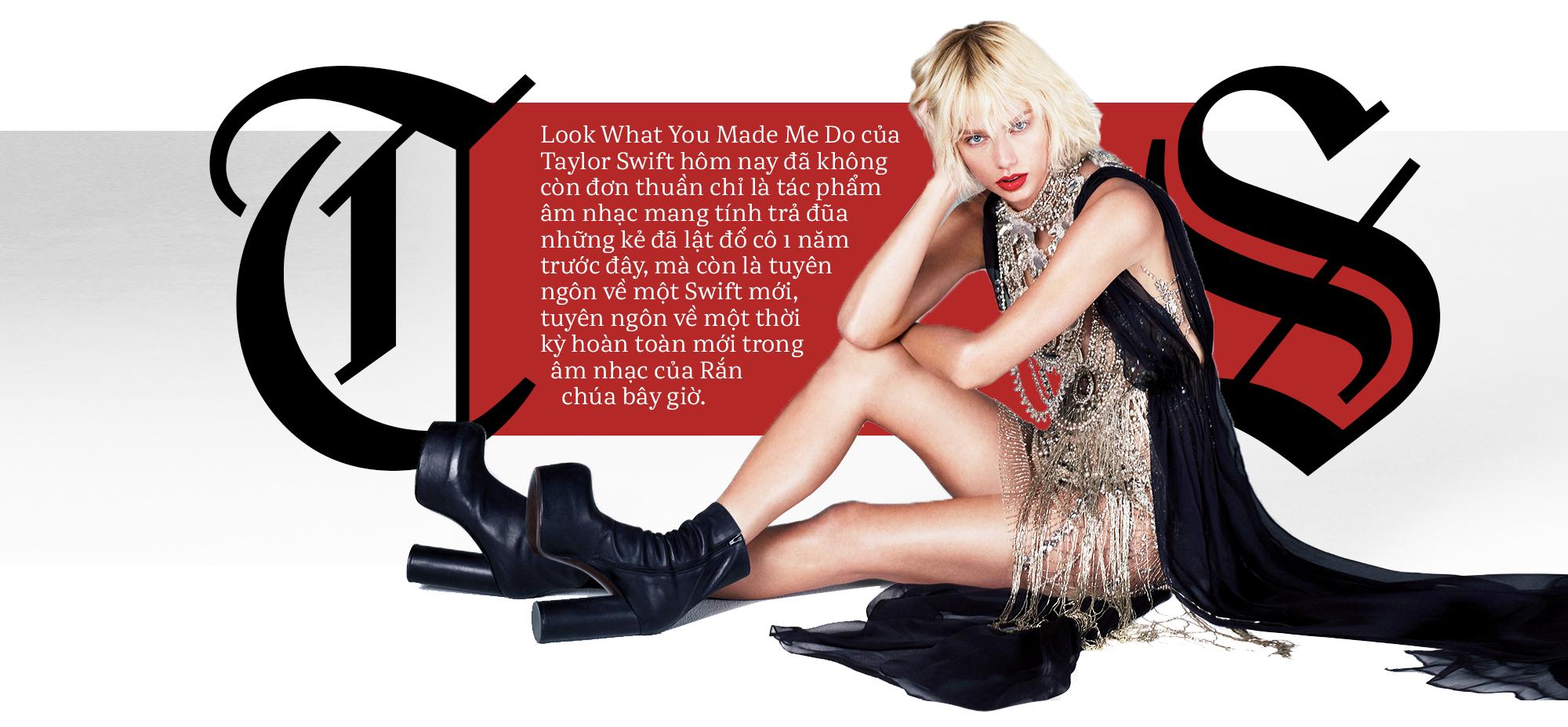 Taylor Swift: Ai yêu cũng được, ghét cũng chả sao, vì chẳng gì cản nổi chị làm nữ hoàng! - Ảnh 11.