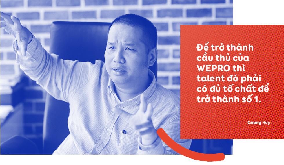 Ông chủ Wepro Quang Huy: Nếu tôi không mạnh tay tăng giá cho Sơn Tùng, cát-sê ca sĩ vẫn còn ở mức trần rất thấp - Ảnh 14.