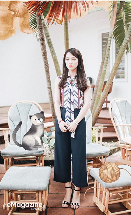 """Khánh Vy: Cô gái 19 tuổi sở hữu """"combo"""" loại hiếm - xinh, giỏi và nổi tiếng - Ảnh 3."""