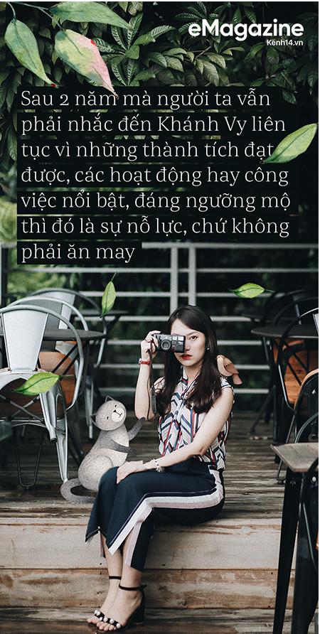 """Khánh Vy: Cô gái 19 tuổi sở hữu """"combo"""" loại hiếm - xinh, giỏi và nổi tiếng - Ảnh 6."""