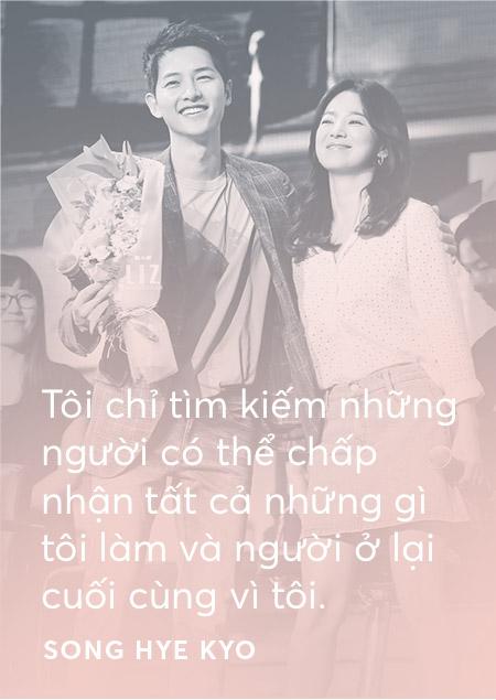 Đám cưới trong mơ Song Joong Ki - Song Hye Kyo: Công chúa thì sẽ cưới Hoàng tử thôi! - Ảnh 11.