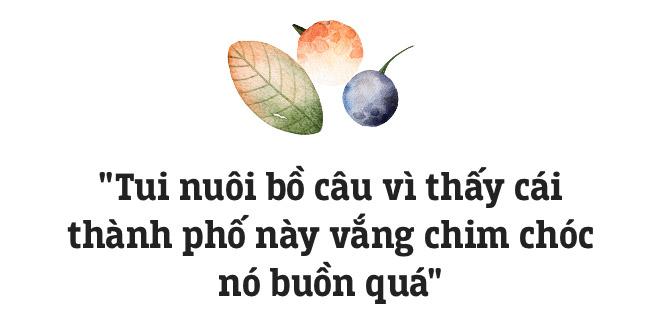 Những người Sài Gòn khùng nuôi chim trời thú hoang - Ảnh 14.