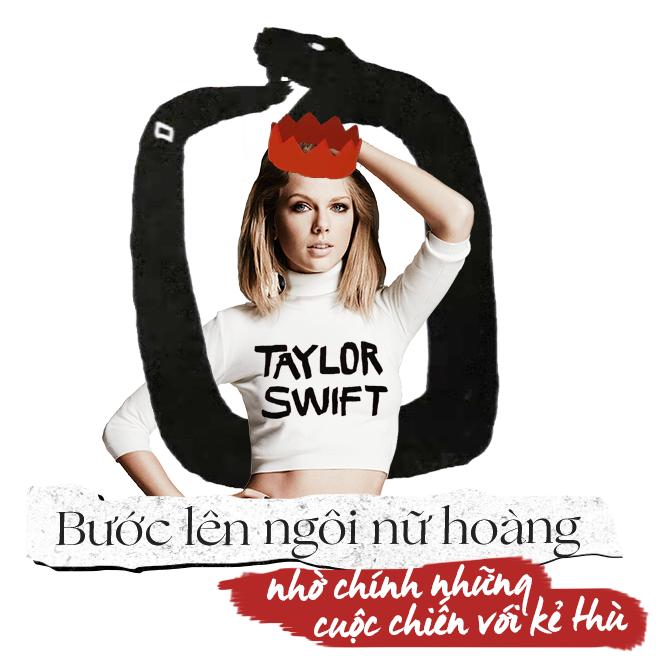 Taylor Swift: Ai yêu cũng được, ghét cũng chả sao, vì chẳng gì cản nổi chị làm nữ hoàng! - Ảnh 9.