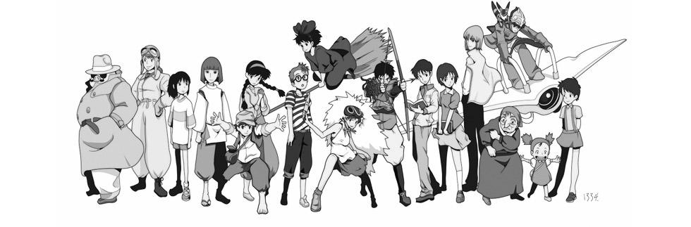 Hành trình 100 năm của văn hoá Anime Nhật Bản: Ai nói hoạt hình chỉ dành cho trẻ con? - Ảnh 14.