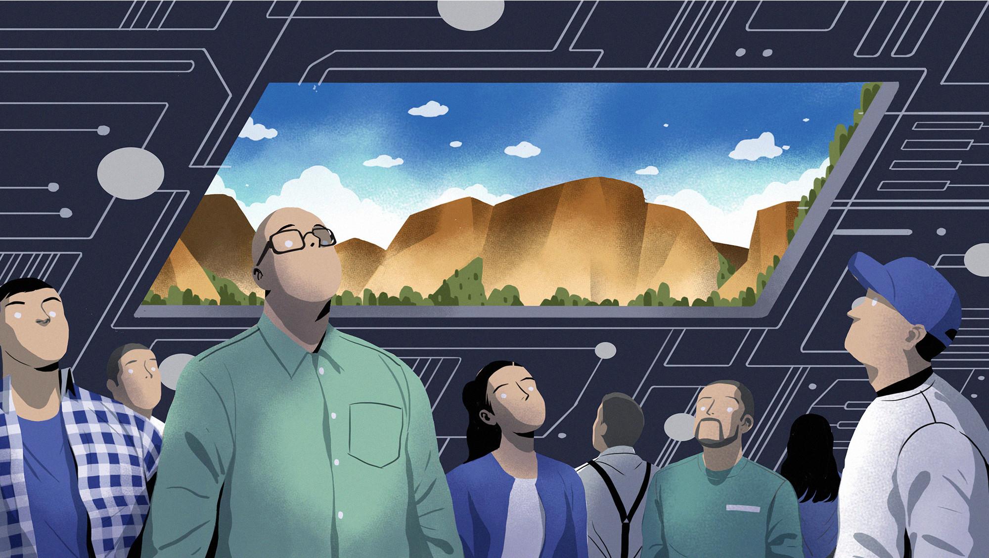 Lướt bên lăng kính smartphone ư? Đã đến lúc chúng ta nên sải bước thật sự trong cuộc sống - Ảnh 7.