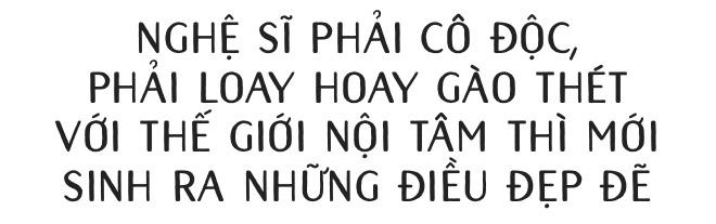 Hà Anh Tuấn: Không có nhạc sang hay hèn, thị trường hay không, chỉ có nhạc được làm tử tế hay cẩu thả - Ảnh 4.