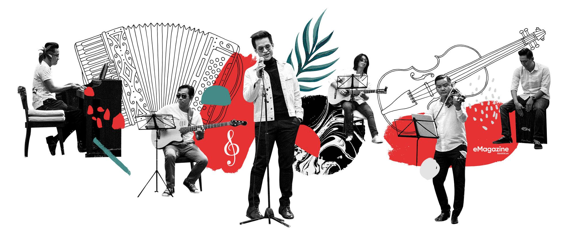 Hà Anh Tuấn: Không có nhạc sang hay hèn, thị trường hay không, chỉ có nhạc được làm tử tế hay cẩu thả - Ảnh 6.