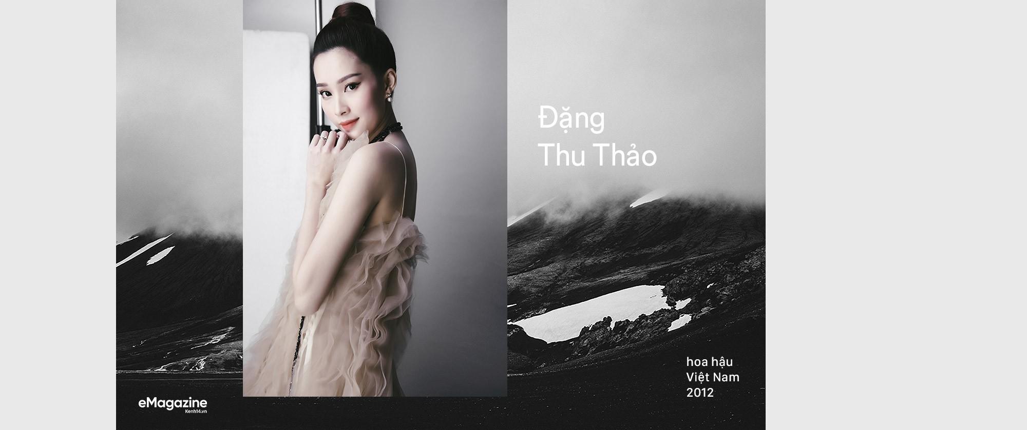 Thu Thảo, Kỳ Duyên, Phạm Hương: Câu chuyện của 3 hoa hậu, 3 biểu tượng khó thay thế và có sức ảnh hưởng tới giới trẻ Việt - Ảnh 2.