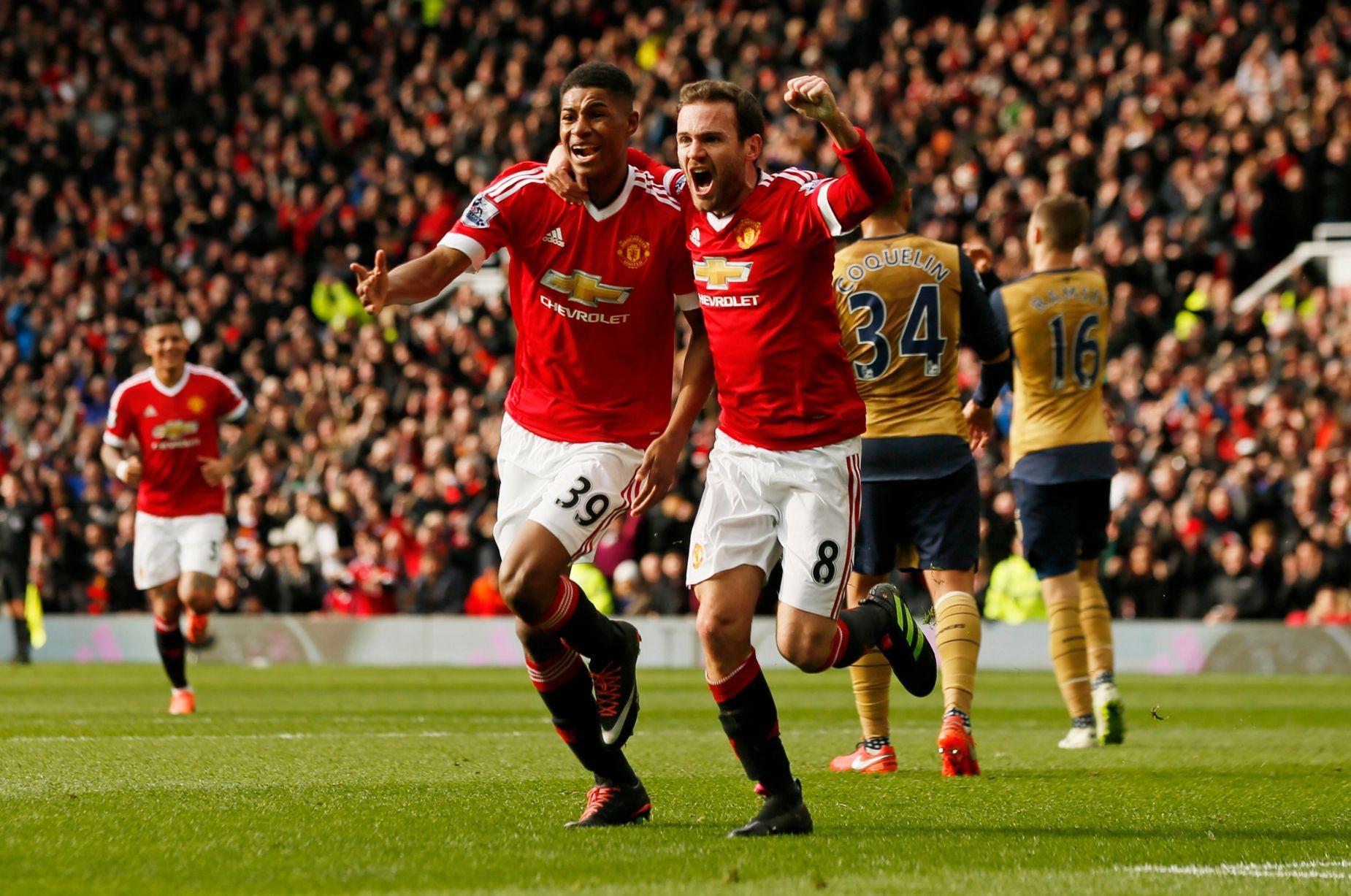 Arsenal vs Man Utd: Bông… hoa sữa của Premier League - Ảnh 4.