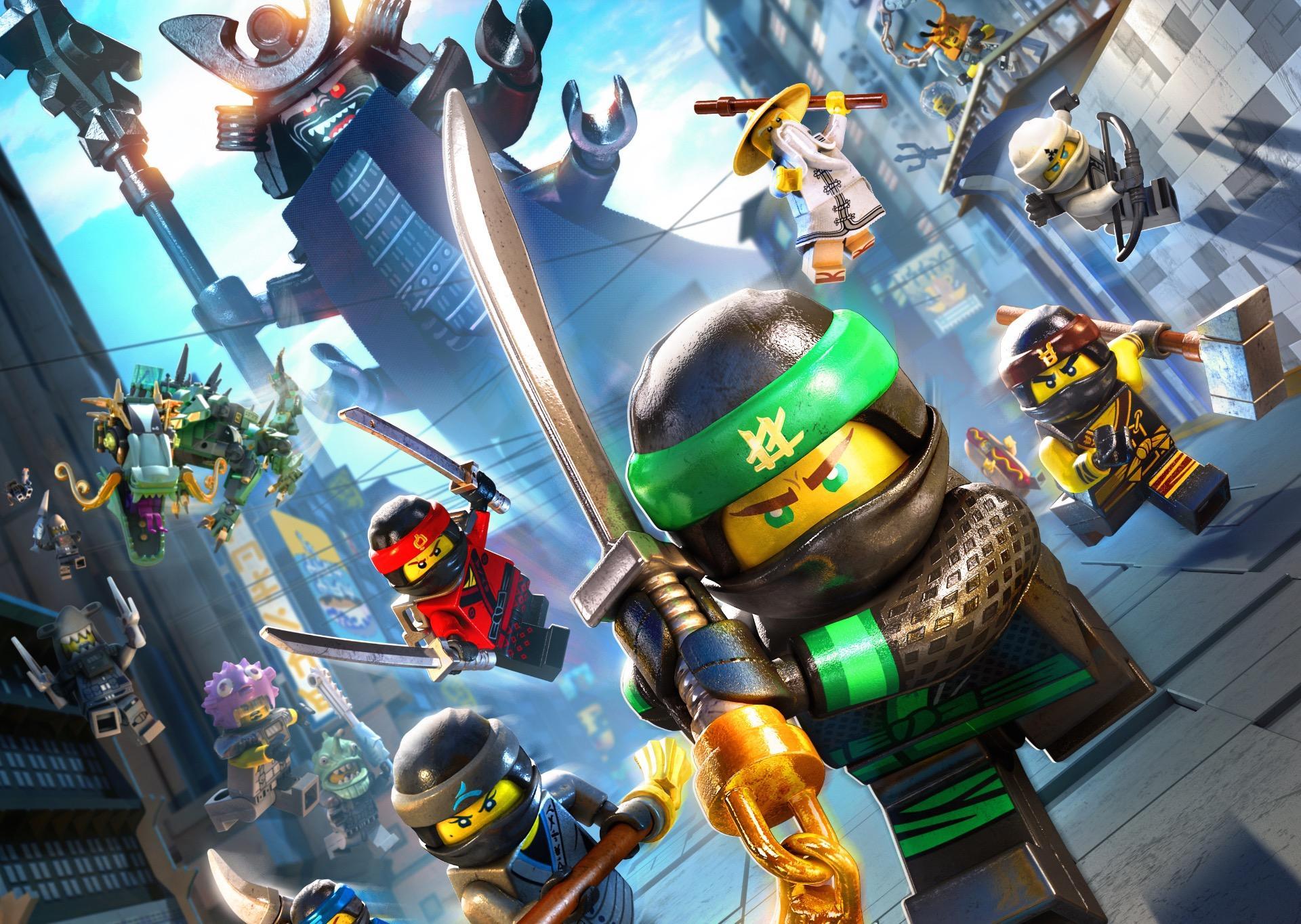 The LEGO Ninjago Movie - Tác phẩm hoạt hình siêu dễ thương dành cho mọi gia đình - Ảnh 3.