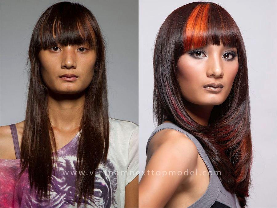 Cắt tóc như Vietnams Next Top Model thế này thì thà đừng cắt cho xong! - Ảnh 3.