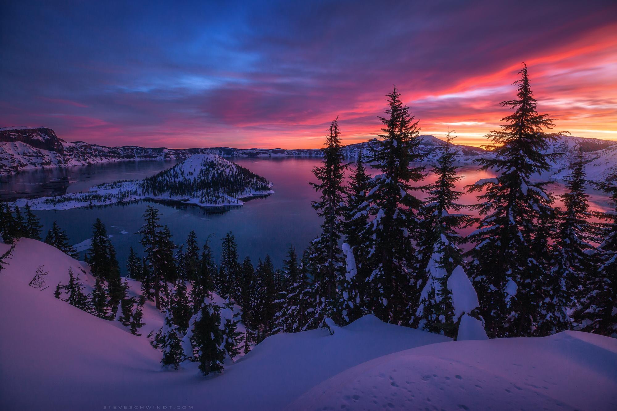 Ngắm nhìn 16 khung cảnh bình minh tuyệt đẹp trên khắp thế gian - Ảnh 21.