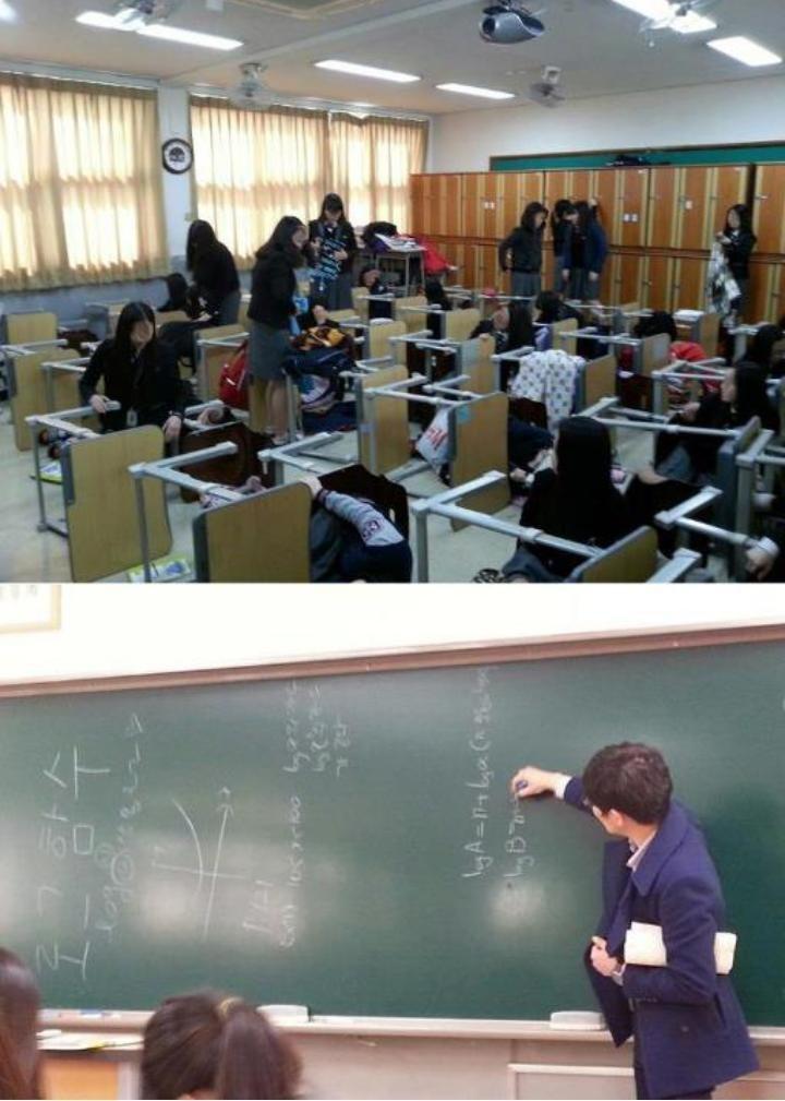 15 khoảnh khắc mà hội giáo viên cũng quái chiêu chẳng kém học sinh là mấy - Ảnh 28.